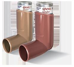 QVAR home - New Zealand's only extrafine asthma preventer inhaler